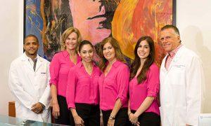 Dr. Grussmark's team